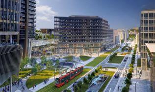 V Bratislavě má vést nová tramvajová trať. Propojí Nivy s dalšími částmi