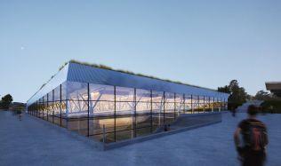 V Brně odstartovala dlouho očekávaná stavba nového bazénu