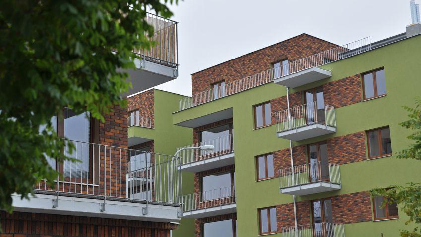 V Brně se chystá výstavba sedmi set bytů a komerčních prostor