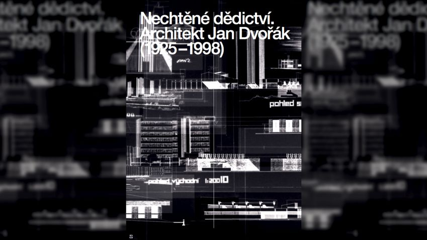 V brněnské PRAZE pokřtí knihu o architektu Janu Dvořákovi