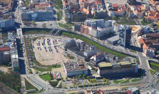 V centru Plzně vyroste nová multifunkční čtvrť na místě po bývalém domě kultury