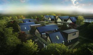 V Česku se chystá první energeticky soběstačná městská čtvrť