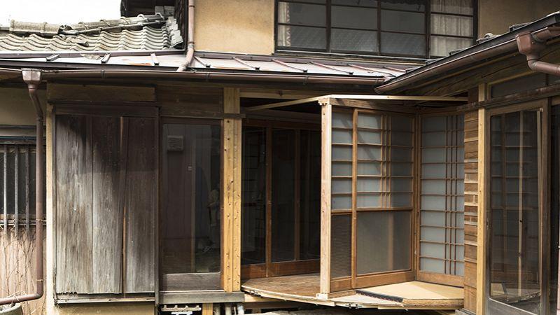 V Japonsku stojí dům s otáčivým interiérem