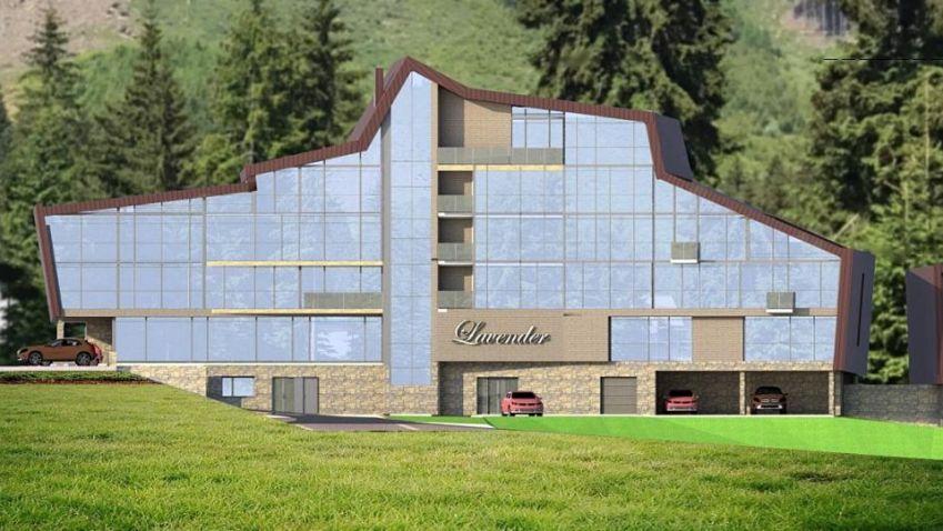 V Jasné na Slovensku vyrostou během tří let nové rekreační stavby