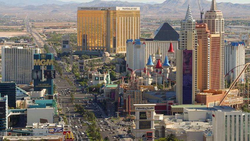 V Las Vegas postaví tunelový přepravní systém