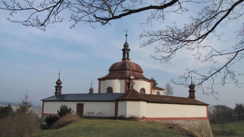 V Letohradě vrcholí opravy kaple, časem má vyrůst i památník barokních poutí
