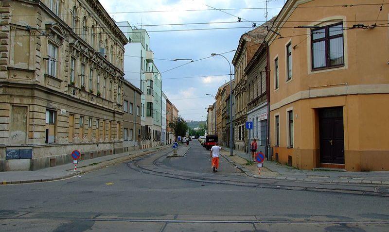 V Mostecké ulici v Brně vznikne směs bytů