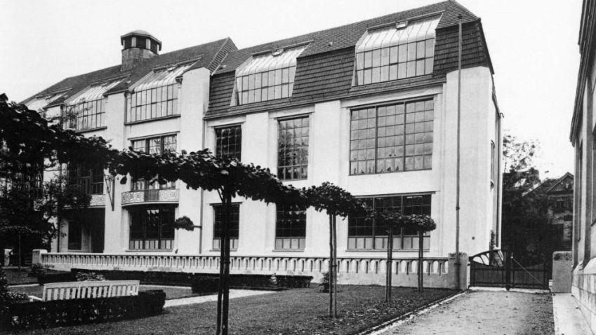 V Německu si připomínají Bauhaus, slavnou uměleckou školu