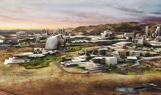 V nevadské poušti může vyrůst město budoucnosti, co bude mít společného s kryptoměnami?