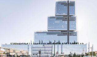 V Paříži otevřeli moderní justiční palác, má být největší budovou Evropy