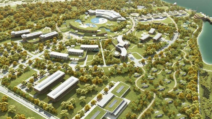 V Pasohlávkách jsou k mání pozemky na stavbu lázní