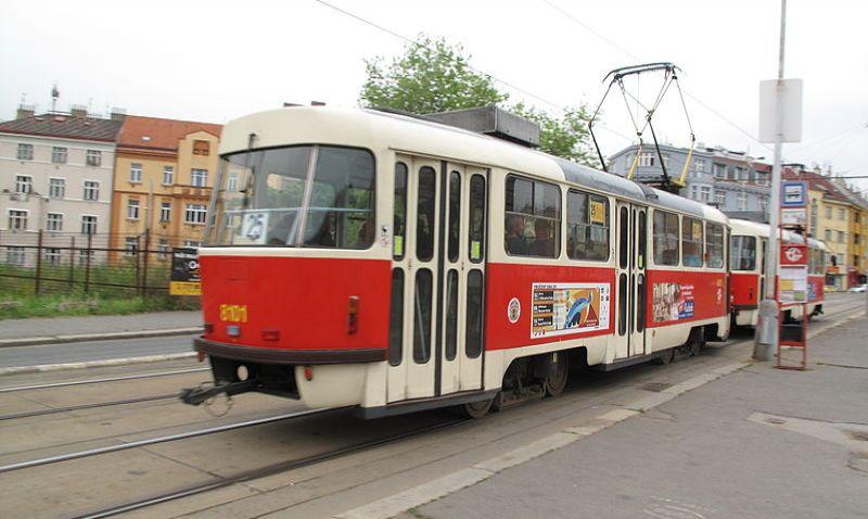 V Praze by mohly jezdit tramvaje z Želivského na jih města