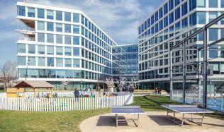 V Praze jsou dvě nejzelenější kancelářské budovy světa