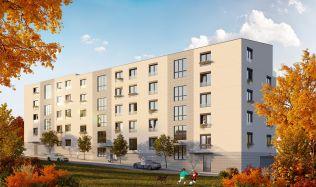 V Praze – Libni vznikají tři nové bytové domy finského developera