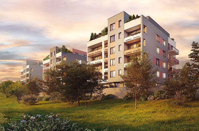 V Praze se byty stále častěji prodávají ještě před samotným dokončením