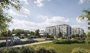 V pražských Kbelích je zahájen prodej nového rezidenčního projektu