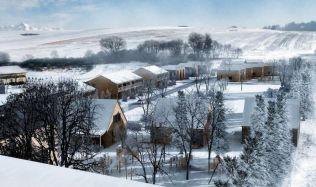 V Tatrách vyrastá nová dedina, láka na chaty aj apartmány