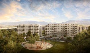 V Žiline začali stavať projekt Zelené Vlčince. Stoja za ním spolumajitelia Azetu