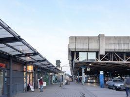 Původní stav nádraží