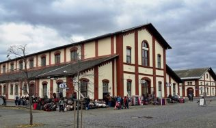 Vedení hlavního města ruší tendr na rekonstrukci bývalé burzy v Holešovicích