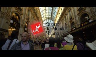 Salone del Mobile v Milánu - exkluzivní dokument od TV Architect
