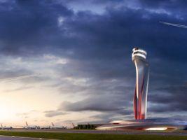 zdroj igairport.com Popisek: Letiště Istanbul