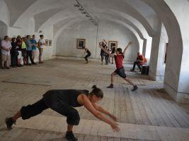 zdroj www.brno.cz/ Popisek: Tvůrčí činnost v některých prostorách bývalé věznice