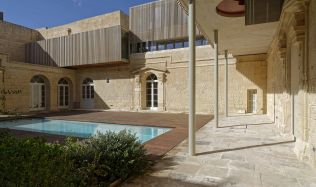 Villa Castro in Naxxar, Malta by Architecture Project in collaboration with Jens Bruenslow