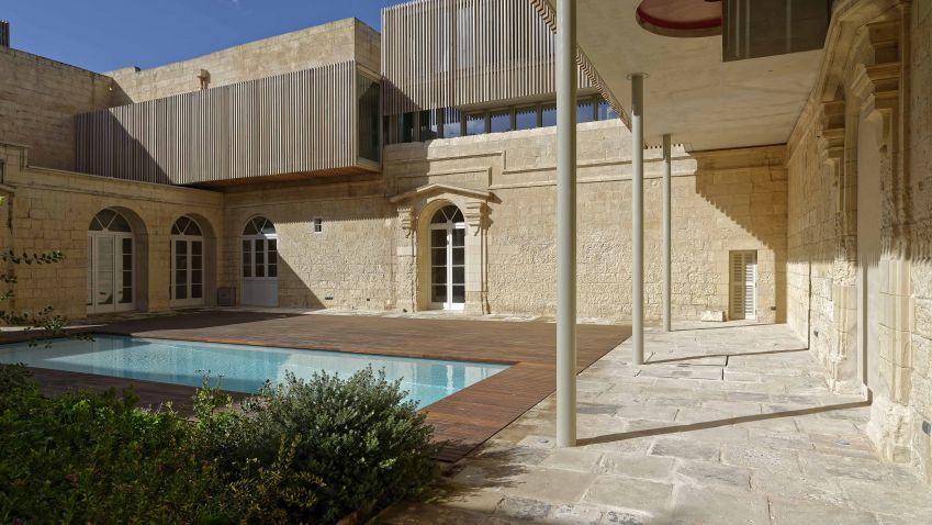 Villa Castro in Naxxar, Malta by Architecture Project in collaboration with Jens Bruenslow