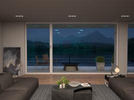 Vizualizace: Okenní zasklení Clearsight, realizováno Architekti A69