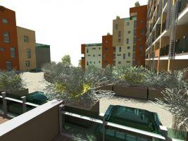zdroj Gino House Popisek: Vizualizace projektu Gino Paradise Bešeňová