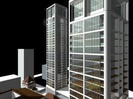 zdroj Immoeast Popisek: Vizualizace projektu Century Residence