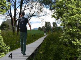 OZ Malá Fatra Popisek: Vizualizace projektu Park sv.Jiřího Trnové