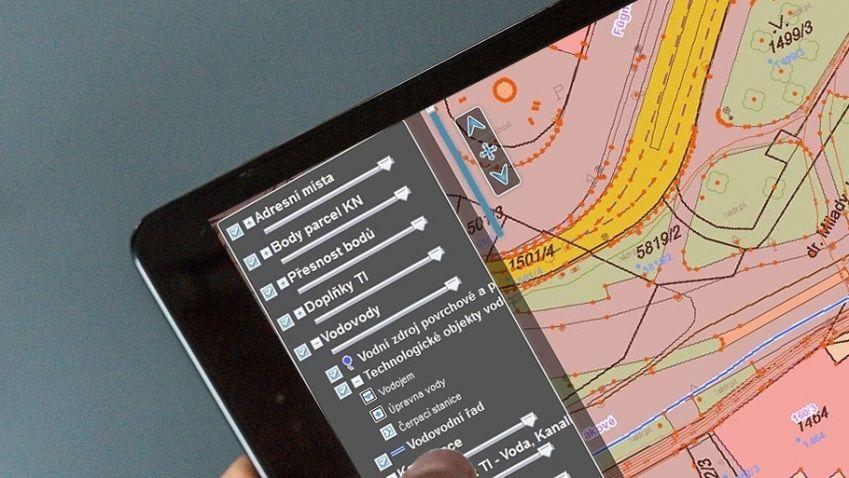 Vláda podpořila návrh digitální technické mapy. Přínosná by byla i pro občany