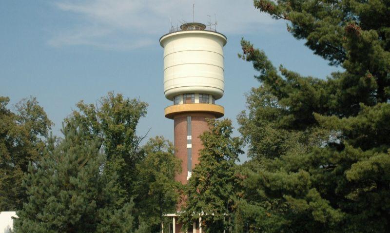 Vodárenská věž v Hradci Králové je kulturní památkou