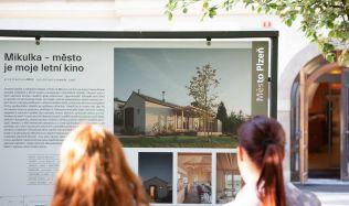 Výstava Od západu nefouká? Současná architektura v Plzni mapuje vývoj města za posledních 12 let