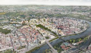 Výstavba nové čtvrti Bubny – Zátory získává reálnější obrysy, zastupitelé potvrdili změny územního plánu