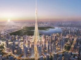 Dubai Observation Tower © Emaar Properties