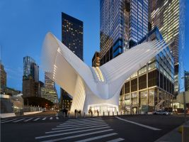 New York WTC Transportation Hub © Alan Karchmer