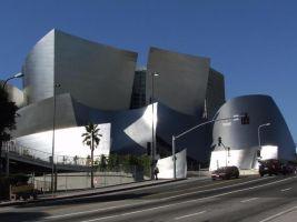 zdroj stoplusjednicka.cz Popisek: Walt Disney Concert Hall v Los Angeles, USA