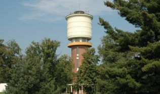 Water tower in Hradec Králové listed as cultural monument