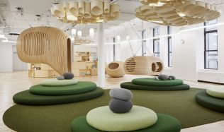 WeGrow Interactive School in New York City, USA by BIG