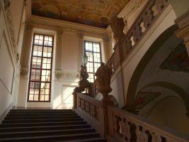zdroj wikipedia.org Popisek: Schodiště paláce