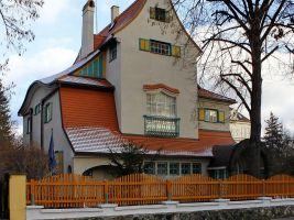zdroj: Wikipedia.org Popisek: Vila dr. Náhlovského