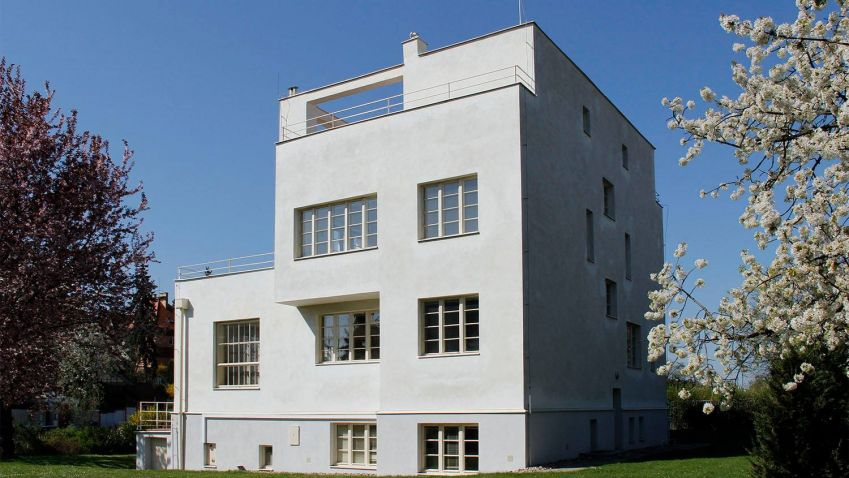 Winternitzova vila: Prvorepublikový skvost s pohnutou historií