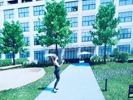 zdroj Crest Communications Popisek: Prohlídka bytu pomocí speciálních brýlí
