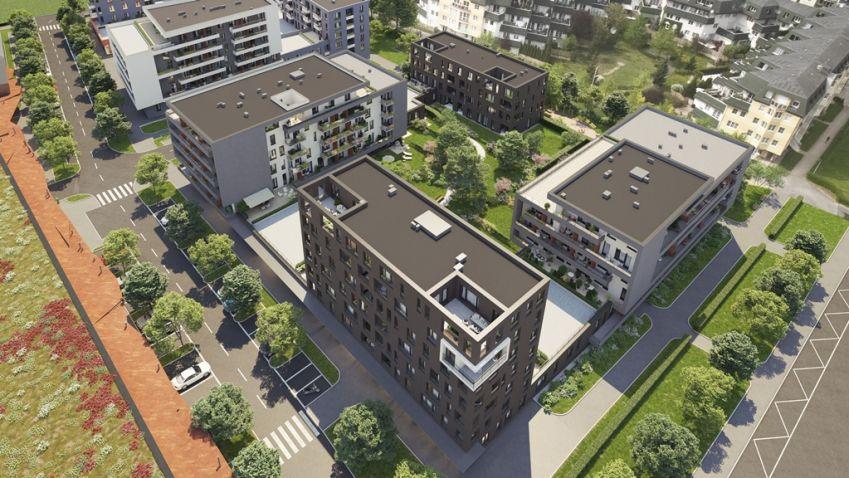 YIT zastaví část Barrandova, už spustil prodej bytů