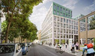 Z bývalé karlínské Pragovky se stala technologicky vyspělá kancelářská budova