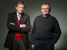 Z. Lukeš a J. Suchomel, foto Jakub Mašek