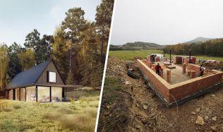 Začala stavba prvního Českého soběstačného domu